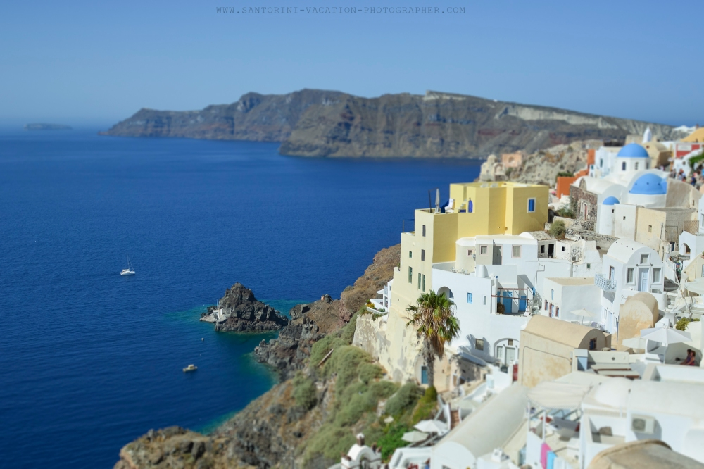 Santorini. Greece. Oia