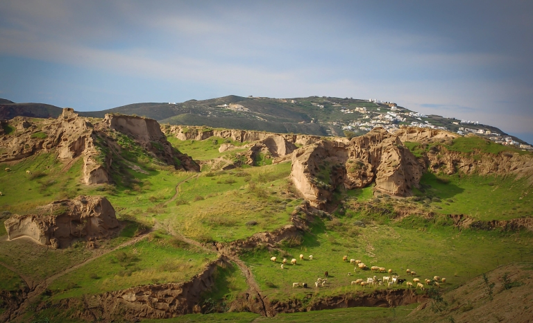 Green Santorini