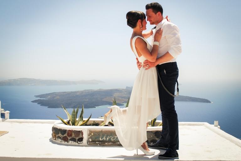 Newly weds photo session