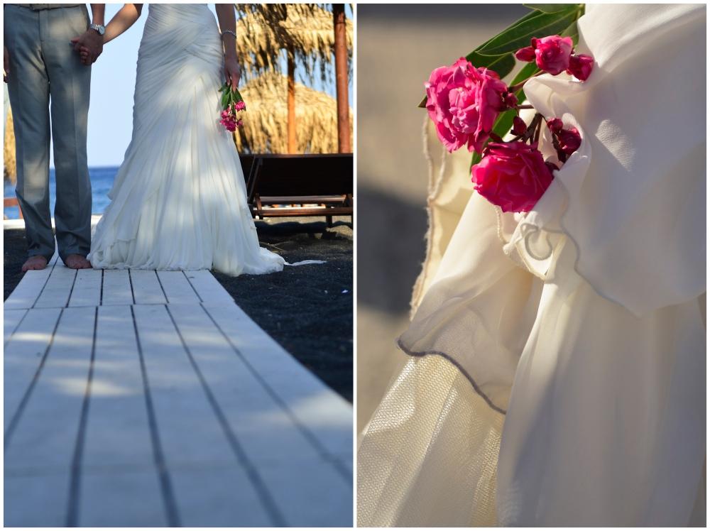 Post wedding photo session