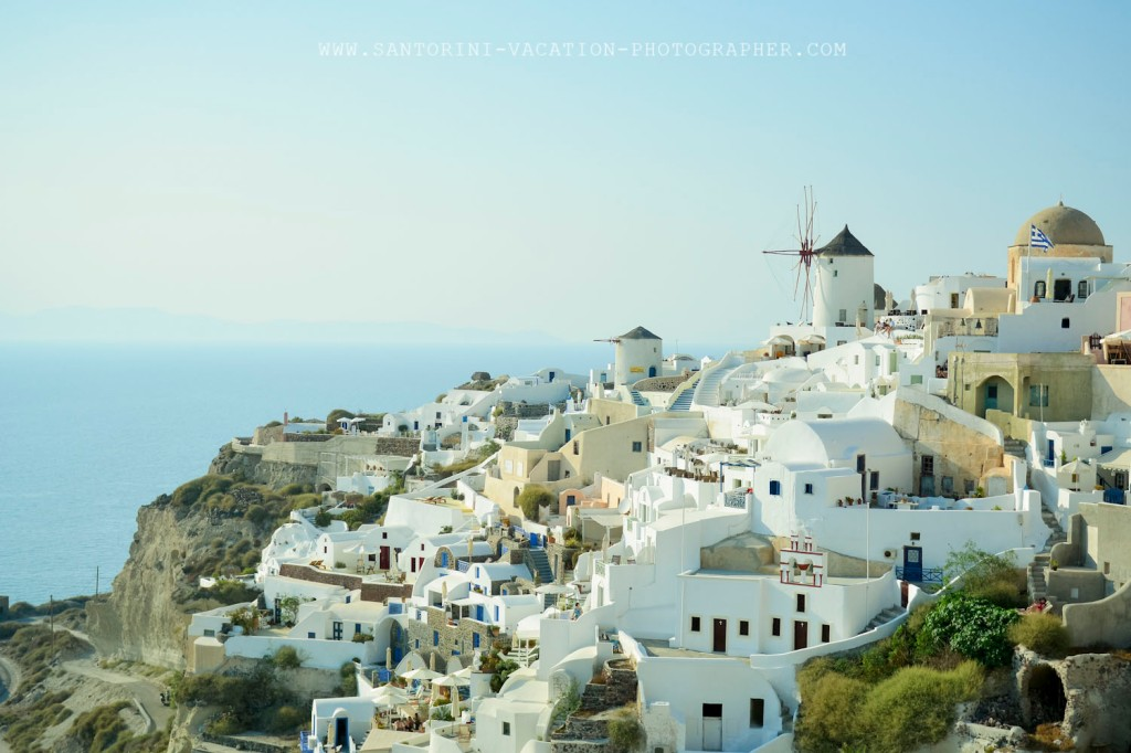 Photo shoot in Oia-2