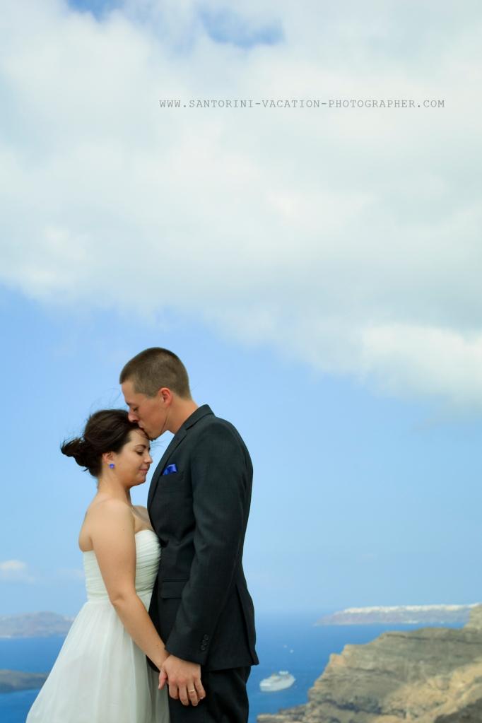 Post-wedding session