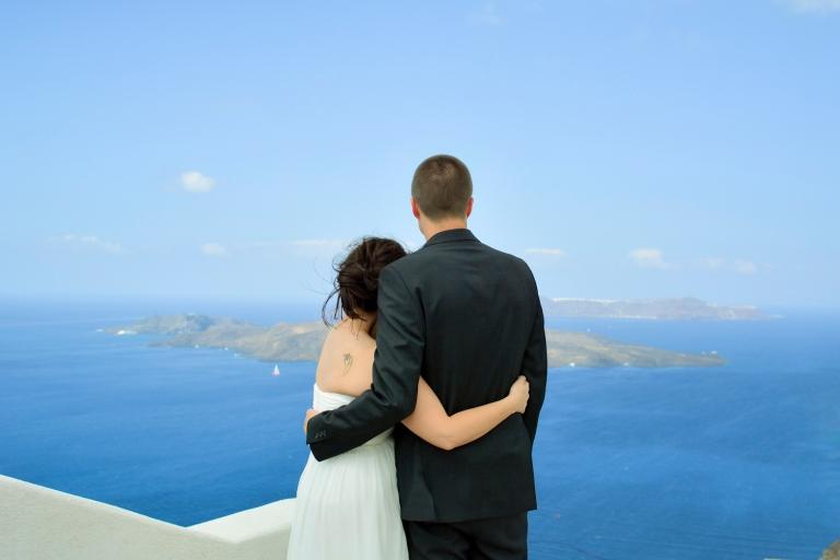 Post-wedding shoot