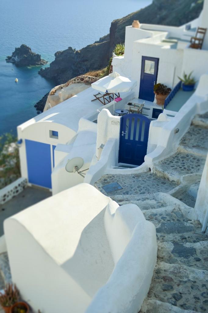 CYCLADES ARCHITECTURE Santorini