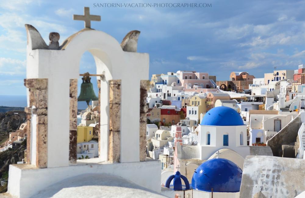 Blue church dooms