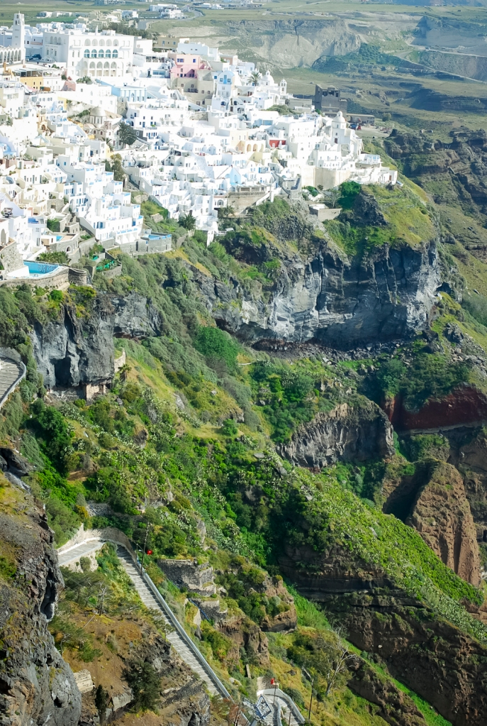 Green-santorini-winter-fira-vacation