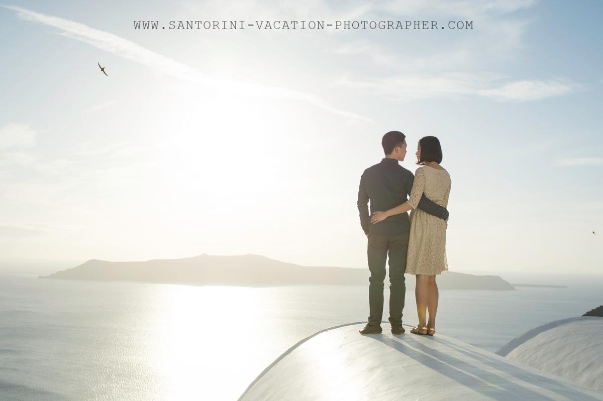 Romatic-Santorini-photo-shoot-stylish