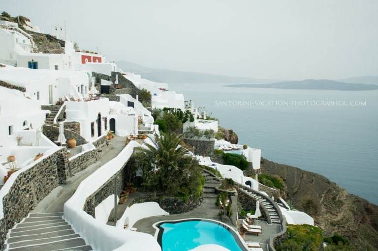 Hotel in Santorini, services you should look for