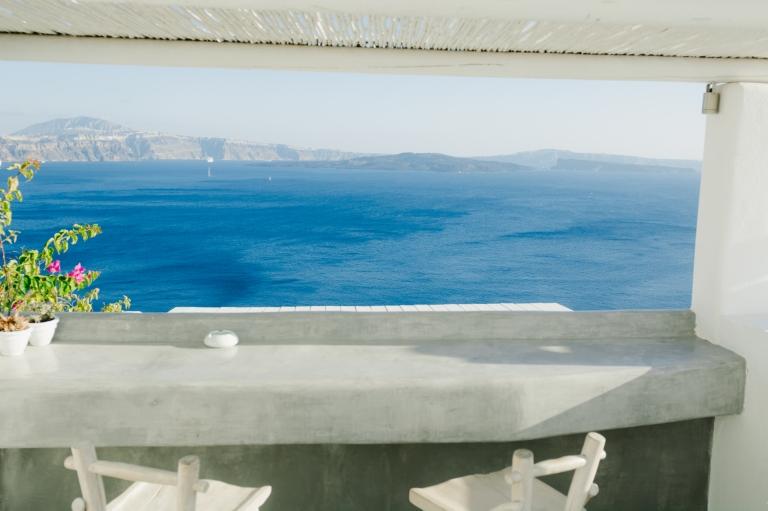 where to eat in Santorini