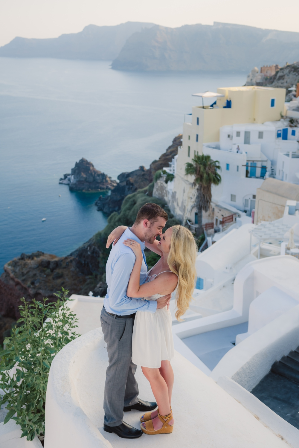 Get The Look Tips For Photo Session Outfits Santorini